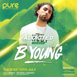 B Young Addicted