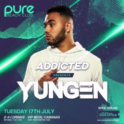 Yungen addiicted Pure