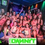 Big Group of Girls at Danny T