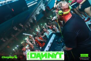 Danny T Glow Batons CherryBay Zante