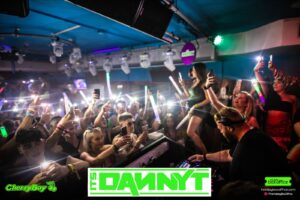 Danny T Lighters up CherryBay