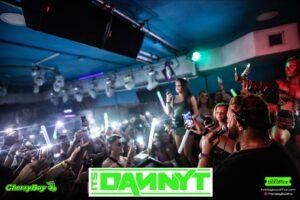 Danny T Crowd Shot Zante