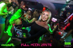 Free Glow Paint Full Moon Party Zante