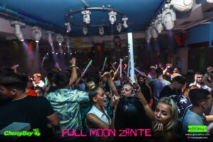 Full Moon Party Zante Party Time